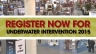 Register Now for Underwater Intervention 2015!