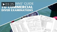 A Physicians Guide to Commercial Diver Examinations (Spanish)