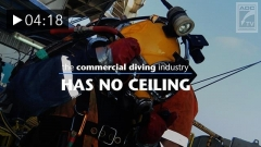 Careers in the Commercial Diving and Underwater Industry (Spanish)